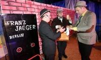 Holzdorfer Karnevals Klub Narrenschiff in schwerer See