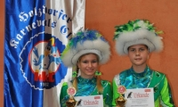 Tanzpaar sichert sich Bronzemedaille